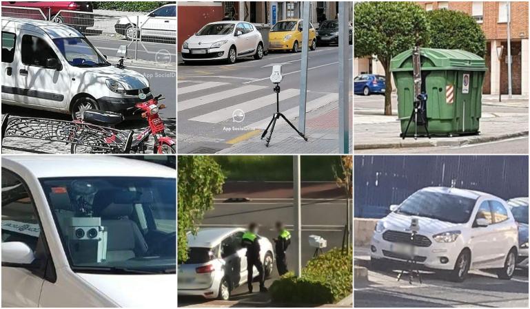 Activos los nuevos radares para multar en las ciudades