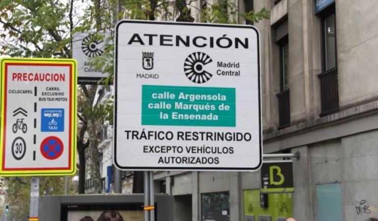 El fin de Madrid Central provocará una avalancha de recursos
